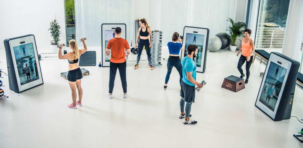 Geschäftsstrategie für Fitnessstudios - neue Fitnesstechnologien anschaffen