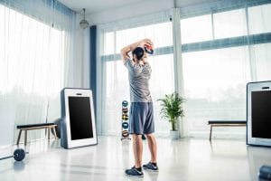 All-in-one Fitness apparaat