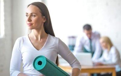 Bei Rückenschmerzen: Arbeitgeber profitieren von mehr Bewegung