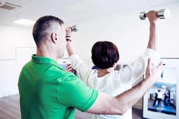 Physiotherapie Ausstattung