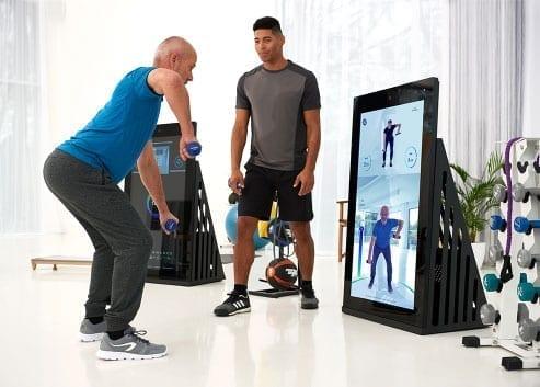Digitales Trainingsgerät