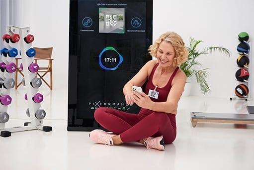 Per App auch ganz einfach von Zuhause auf den Trainingsplan zugreifen: Die Digitalisierung in der Physiotherapie macht es möglich