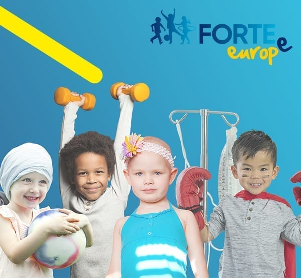 Pixformance is a partner of the EU project against Childhood Cancer