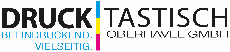 Logo Drucktastisch Oberhavel